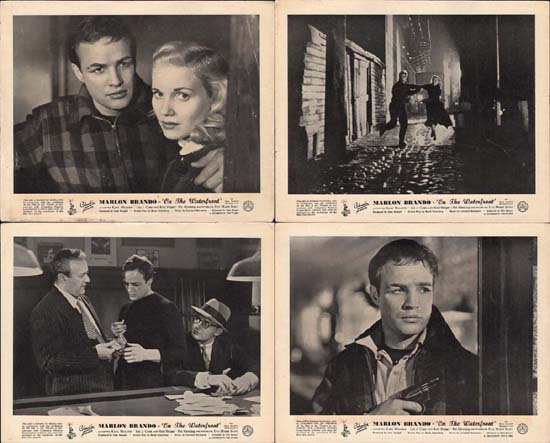 On The Waterfront UK FOH set of 7