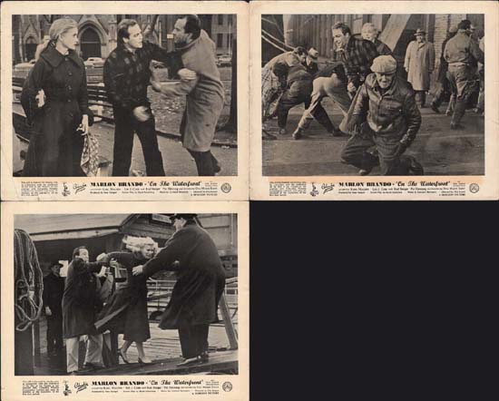 Image 2 of On The Waterfront UK FOH set of 7