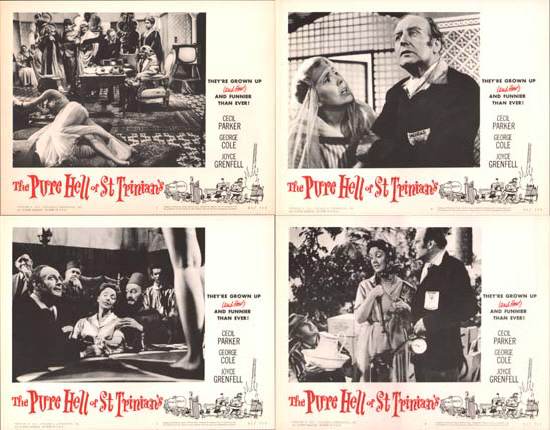 Image 2 of Pure Hell of St Trinians, The US Lobby Card Set of 8