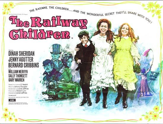 Railway Children, The UK Quad movie poster