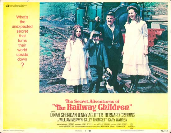 Railway Children, The US Lobby Card number 2