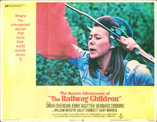 Railway Children, The US Lobby Card number 7