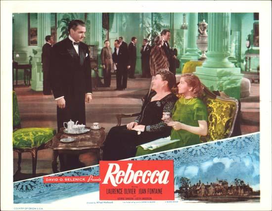 Rebecca US Lobby Card