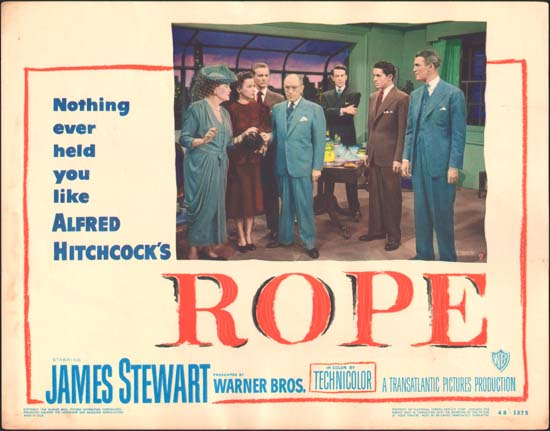 Rope US Lobby Card number 2