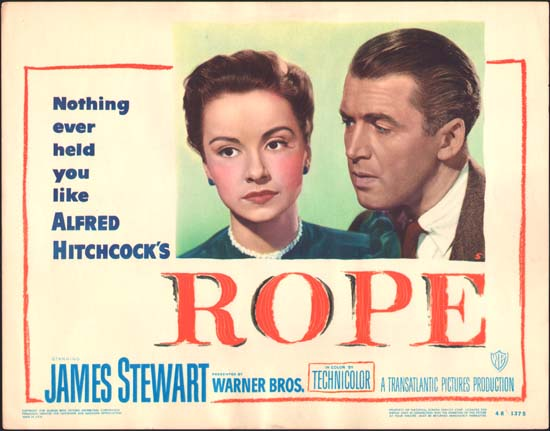 Rope US Lobby Card number 5