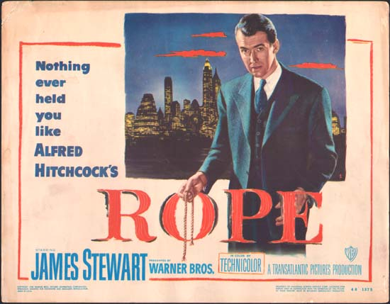 Rope US Title Lobby Card