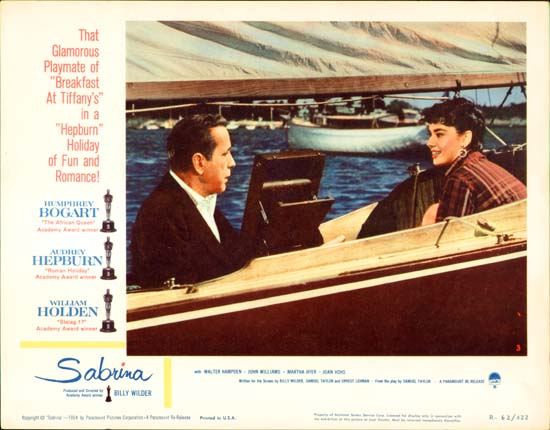 Sabrina US Lobby Card number 3