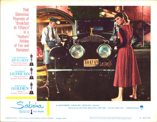 Sabrina US Lobby Card number 8
