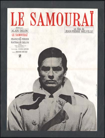 Samourai, Le [ The Godson ] French movie poster