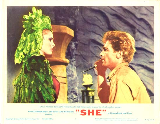 She US Lobby Card number 5