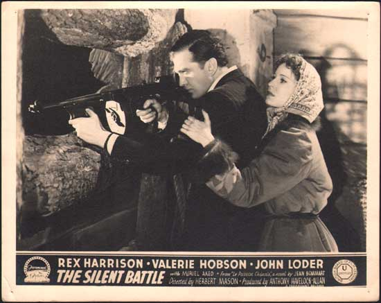 Silent Battle, The [ Continental Express ] UK FOH Still