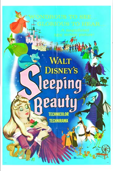 Sleeping Beauty US One Sheet movie poster