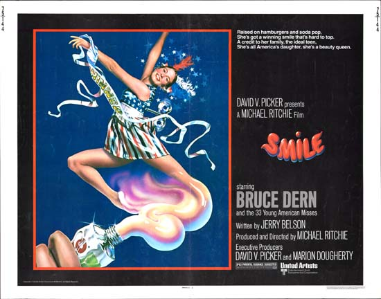 Smile US Half Sheet movie poster