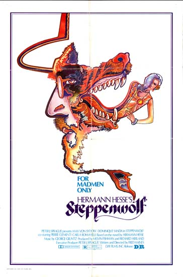 Steppenwolf US One Sheet movie poster