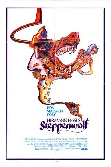Steppenwolf US One Sheet movie poster