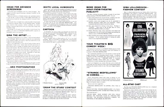 Image 2 of Strange Bedfellows UK Pressbook