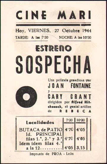Image 2 of Suspicion Spanish Herald