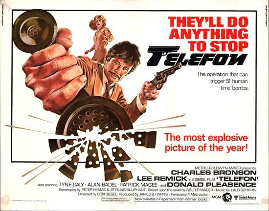Telefon US Half Sheet movie poster