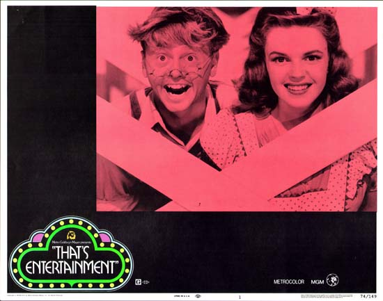 Thats Entertainment US Lobby Card number 1