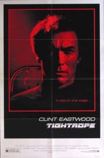 Tightrope US One Sheet movie poster