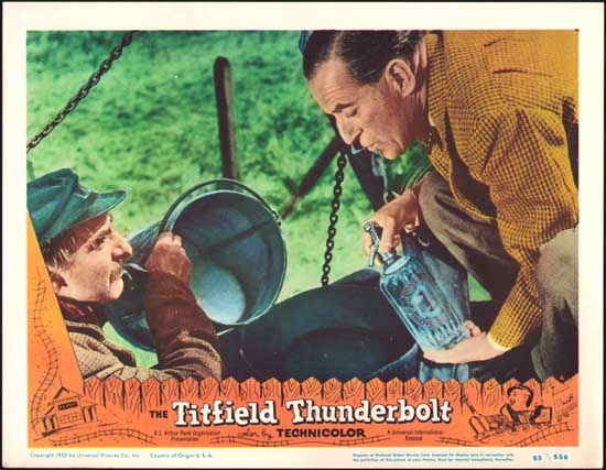 Titfield Thunderbolt, The US Lobby Card number 6