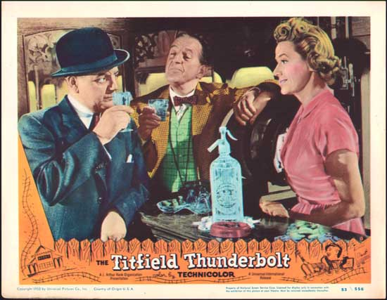 Titfield Thunderbolt, The US Lobby Card number 8
