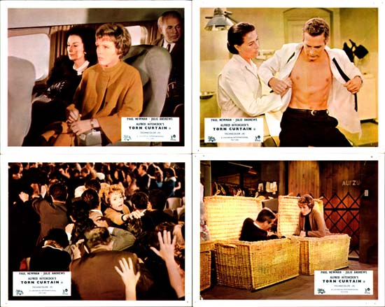 Image 2 of Torn Curtain UK FOH set of 8