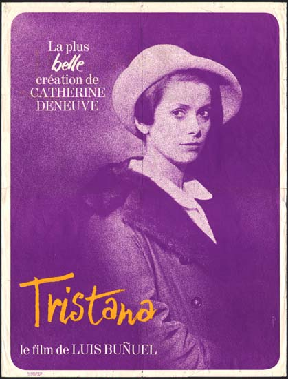 Tristana French movie poster