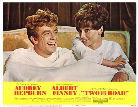 Two for the Road US Lobby Card number 8