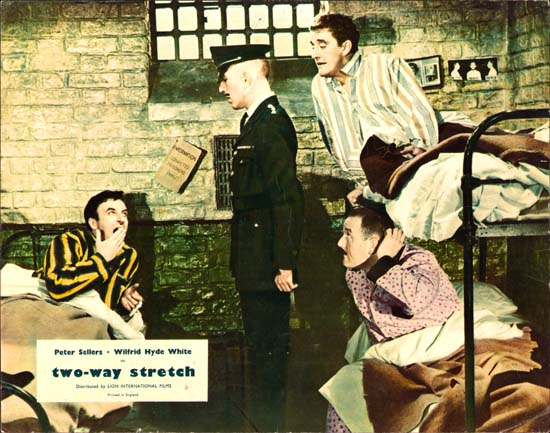 Two Way Stretch UK Lobby Card