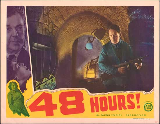 Went The Day Well? [ 48 Hours! ] US Lobby Card