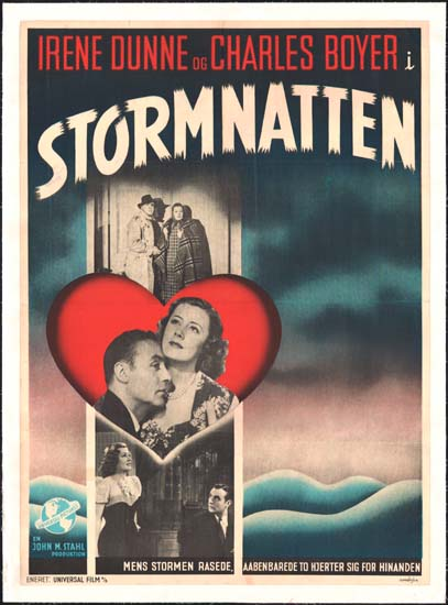 When Tomorrow Comes Danish One Sheet movie poster