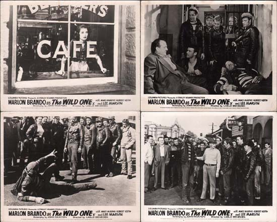 Image 2 of Wild One, The UK FOH set of 8