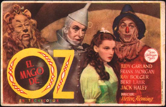 Wizard of Oz, The Spanish Herald